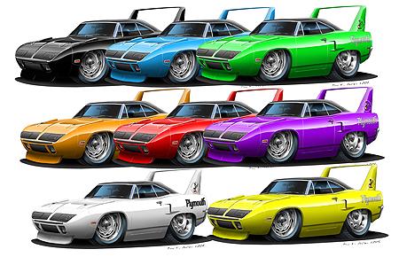 8cc52565 Madd Doggs 1970 Plymouth Superbird Musclecar T-Shirts Maddmax Car ...