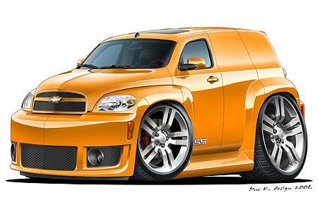 Madd Doggs Chevrolet Hhr Ss Musclecar T Shirts Maddmax Car Art
