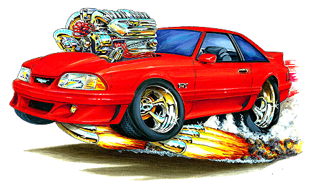 Maddmax Design   Ford Mustang Gt Muscle Car T Shirts Apparel Art And Gifts